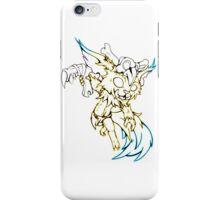 Rascal Gnar (Dark) iPhone Case/Skin