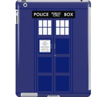 The TARDIS iPad Case/Skin