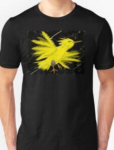 Zapdos Through the Storm T-Shirt