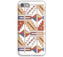 Tribal Totem Abstract Texture iPhone Case/Skin