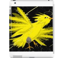 Zapdos Through the Storm iPad Case/Skin