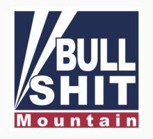 BullShit Mountain by MegaNegi