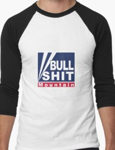 BullShit Mountain Men's Baseball ¾ T-Shirt