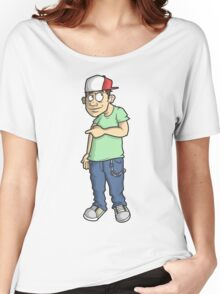 Character Women's Relaxed Fit T-Shirt