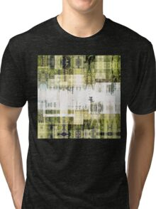 Tape Echo Forest Tri-blend T-Shirt