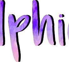 Dphie by sophhsophh