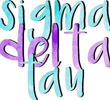 Sigma Delta Tau SDT by sophhsophh