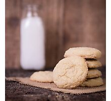 Sugar Cookies Photographic Print