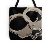 Hand Cuffs - Get matching keys shirt! Tote Bag