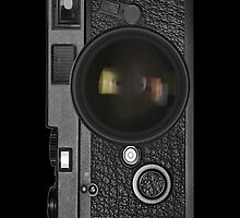 classic rangefinder camera i5 by naphotos
