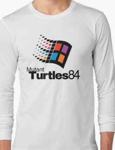 Turtles 84 Long Sleeve T-Shirt