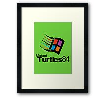 Turtles 84 Framed Print