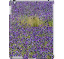 Purple Meadow iPad Case/Skin