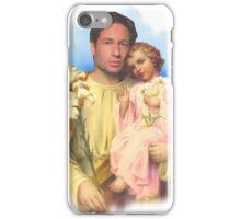 Holy Mulder iPhone Case/Skin