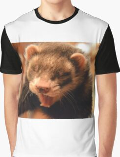 Ferret  Graphic T-Shirt