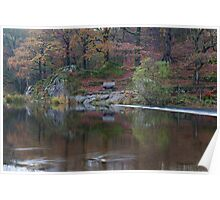 Grasmere Reflections Poster