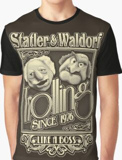 Grandfathers of Troll Graphic T-Shirt