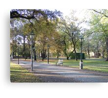 Berlin Park Canvas Print