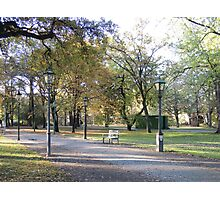 Berlin Park Photographic Print