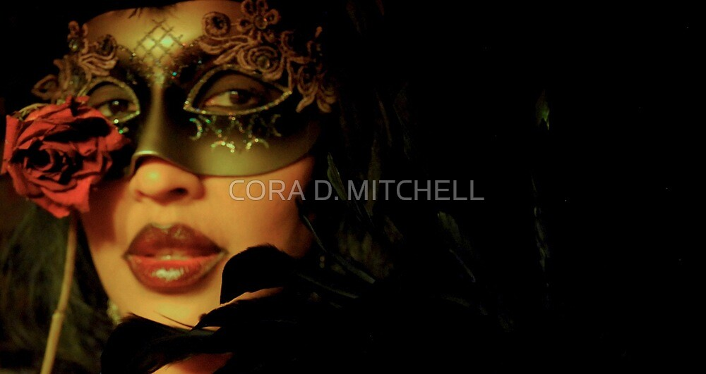 Mask (3) by CORA D. MITCHELL