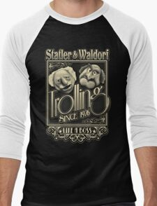 Grandfathers of Troll Men's Baseball ¾ T-Shirt