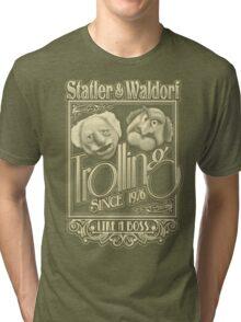 Grandfathers of Troll Tri-blend T-Shirt