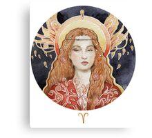 - Aries - Canvas Print