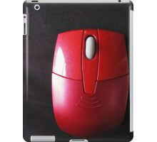 The Red Mouse iPad Case/Skin