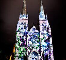 Lights of Christmas | Sydney 2011 by RedDash