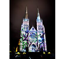 Lights of Christmas | Sydney 2011 Photographic Print