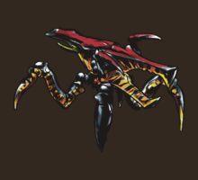 Starship Troopers Arachnid by stiffwagonLTD