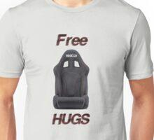 racing seat Unisex T-Shirt