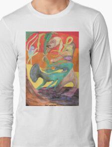 Spiritual Portrait - Jamie B. Long Sleeve T-Shirt