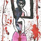 I've become a monster  by Natasha O'Connor