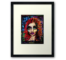 To Charm The Mind To Truths Own Way Framed Print