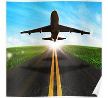 runway Poster