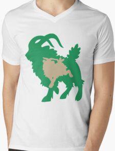 PKMN Silhouette - Skiddo Family Mens V-Neck T-Shirt