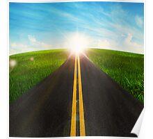 long road Poster