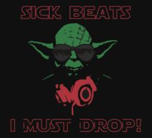yoda dj by Ferndesigns