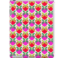 Love apples iPad Case/Skin