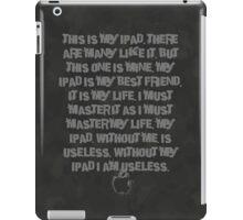 iPad users creed case iPad Case/Skin