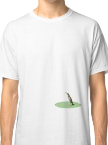 Green Heron Classic T-Shirt