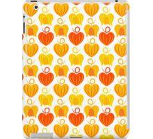 Hozuki (Orange) iPad Case/Skin