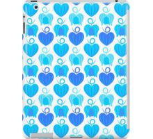 Hozuki (Blue) iPad Case/Skin