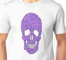 A Skull full of Squishies Unisex T-Shirt