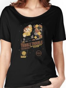 Super Tribble Trouble Women's Relaxed Fit T-Shirt