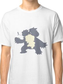 PKMN Silhouette - Pancham Family Classic T-Shirt