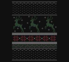 Christmas Knit Version 2 Kids Tee