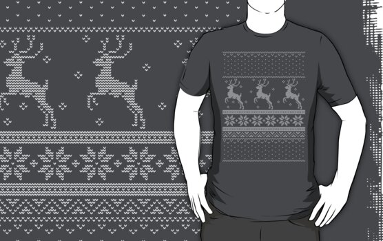 Christmas Knit Version 3 by randomness
