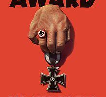 Award For Careless Talk -- WWII by warishellstore